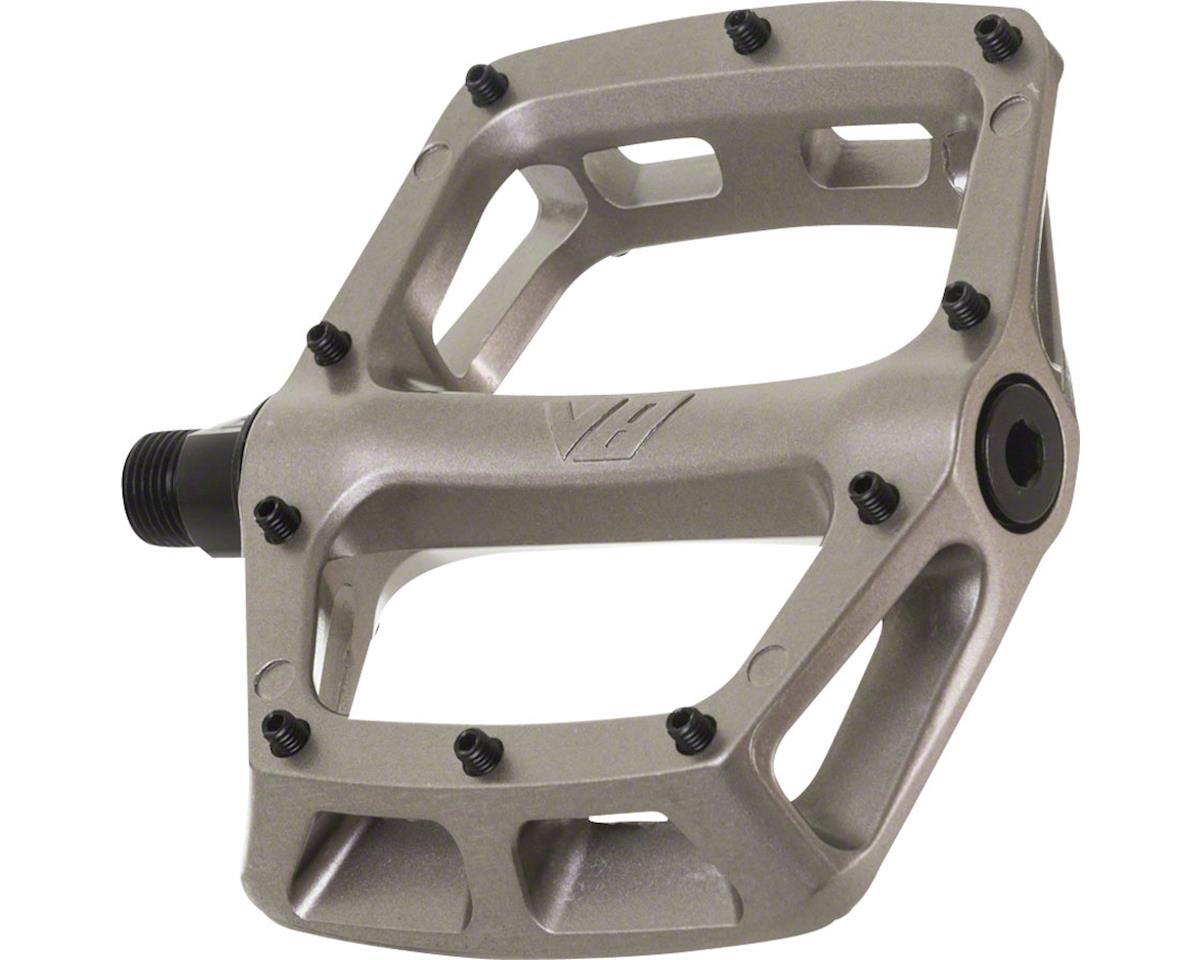 "V8 Pedals, 9/16"" Alloy Platform Gray"