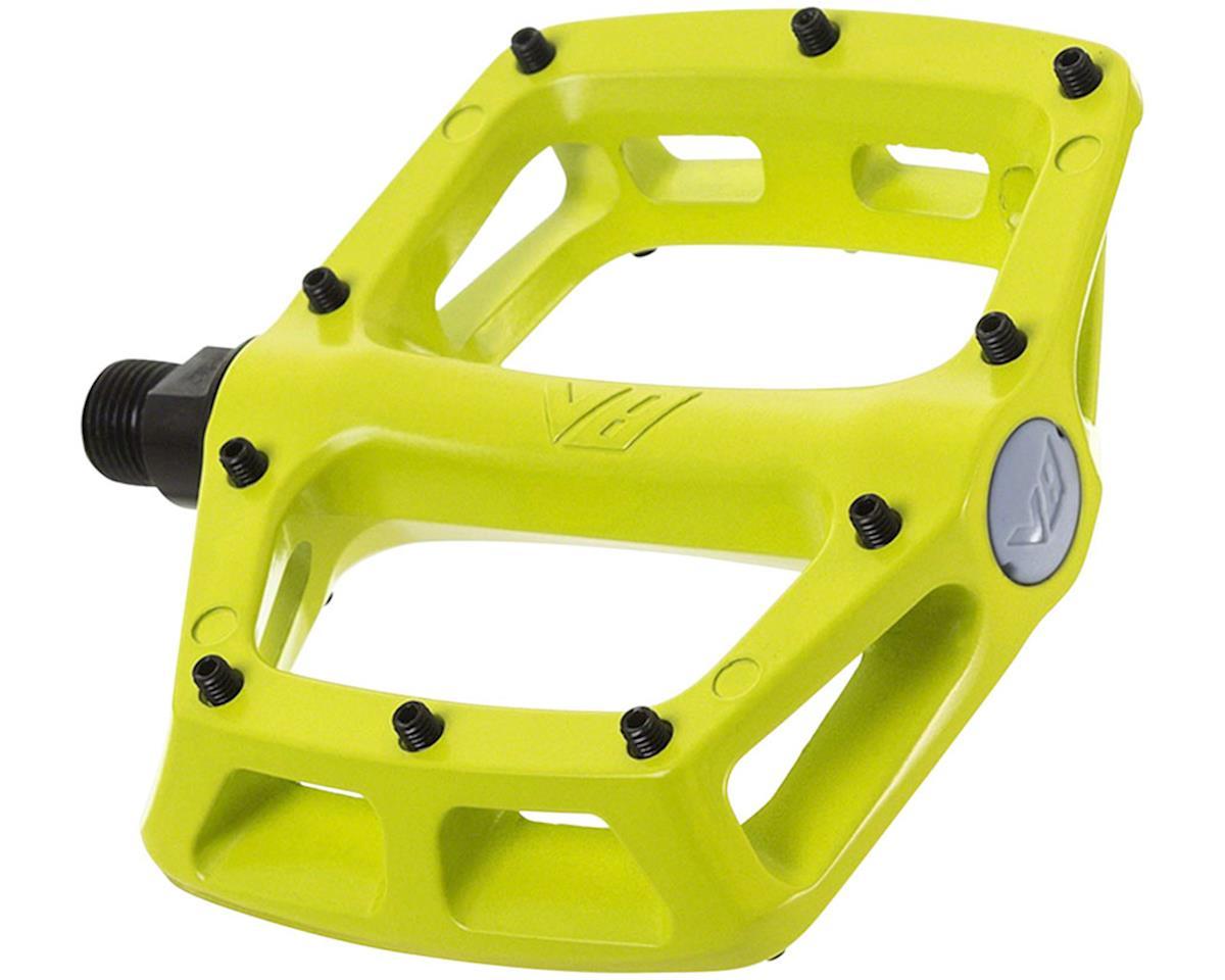 DMR V-8 V2 pedals, lemlime