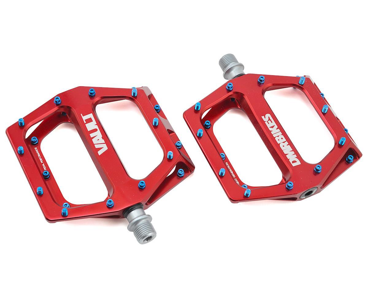 DMR Vault Pedals (Red)