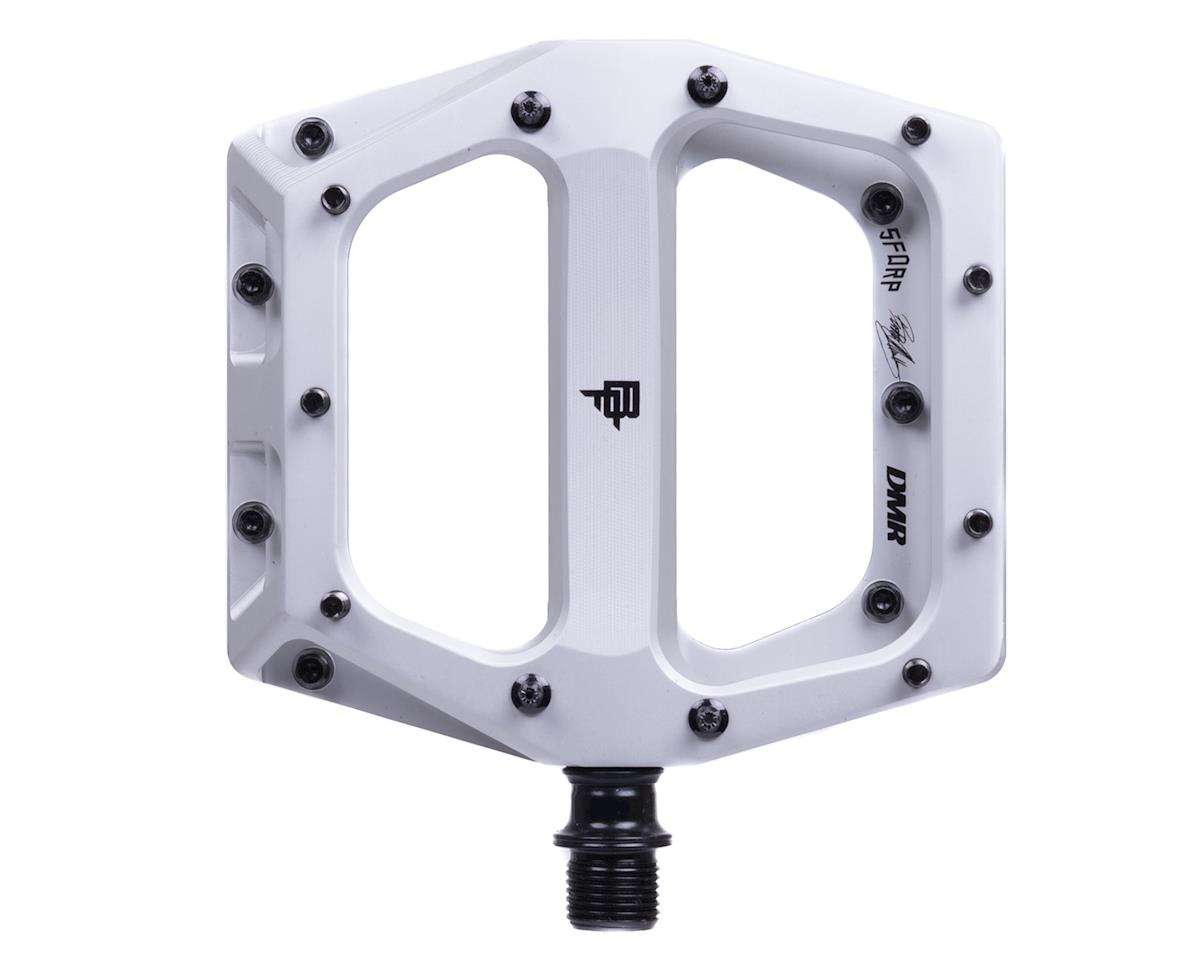"DMR Vault Brendog Pedals (Ice White) (9/16"") 