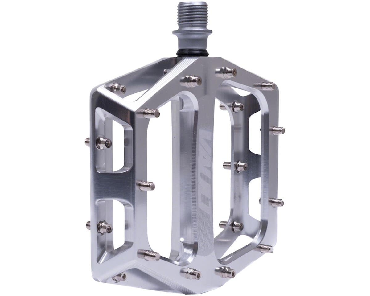 """Image 2 for DMR Vault Pedals (Full Silver) (9/16"""")"""