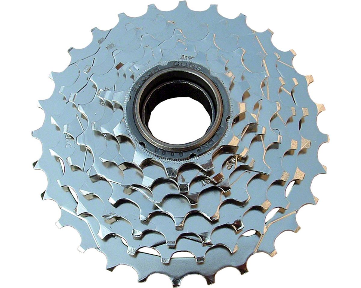 Dnp Epoch Freewheel: 7 Speed 11-28T Nickel Plated