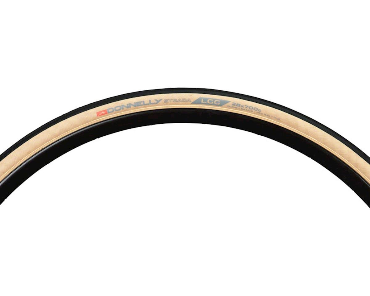 Donnelly Strada LGG Tire, 700x28mm, 60tpi, Folding, Tan