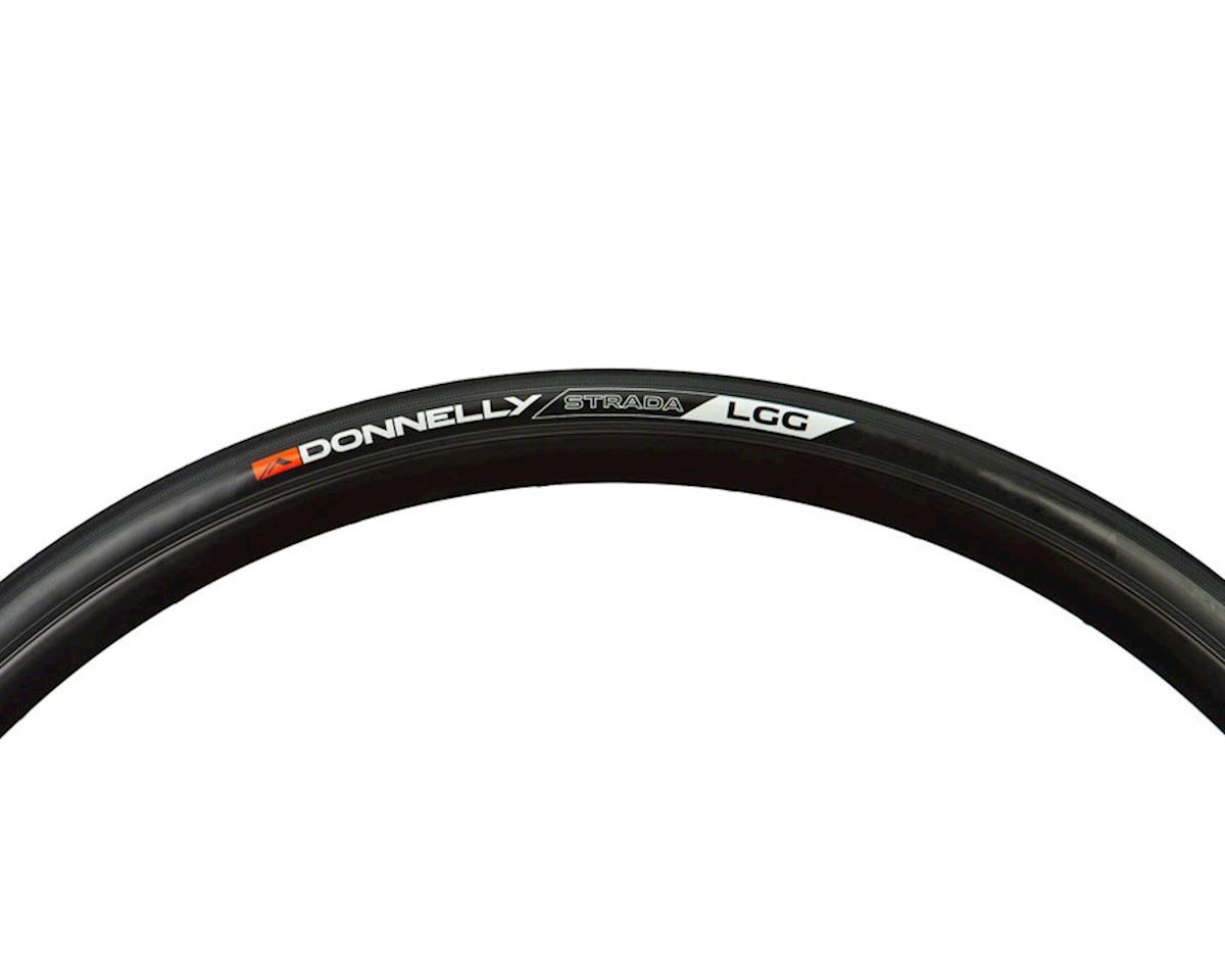 Donnelly Strada LGG Tire, 700x32mm 60tpi, Folding, Black