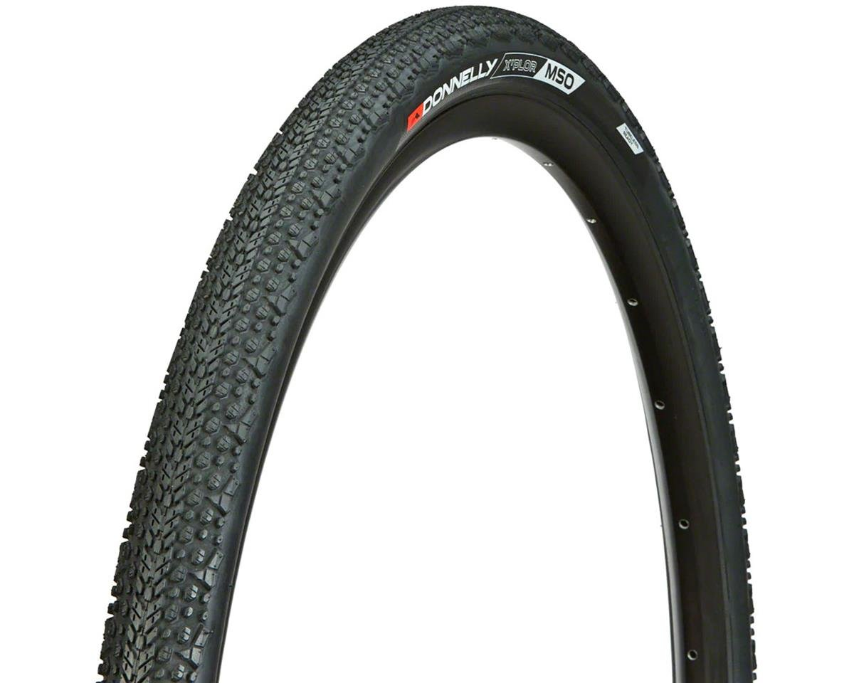 Donnelly X'Plor MSO Tire, 700x40mm, Tubeless, Folding, Black