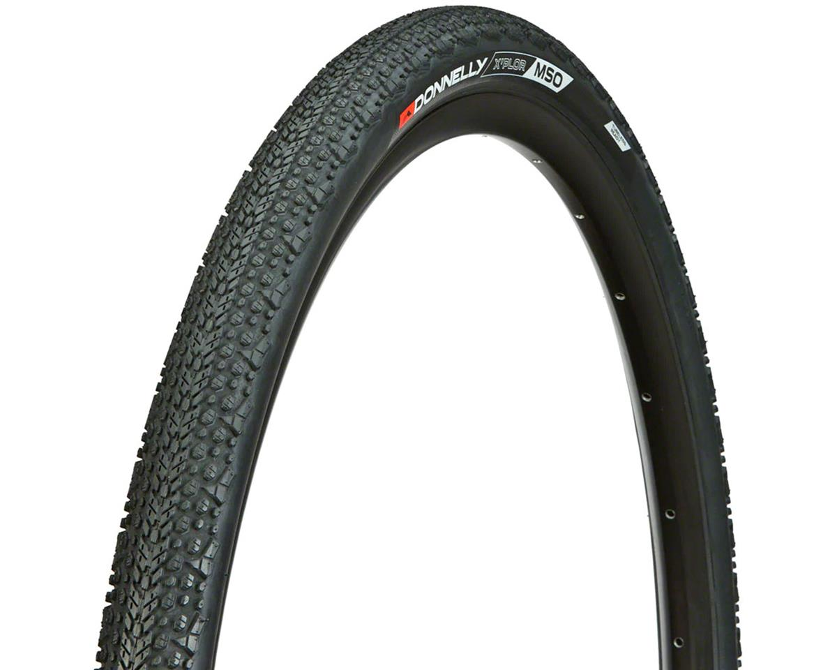 Donnelly Sports Donnelly X'Plor MSO Tire, 700x40mm, Tubeless, Folding, Black