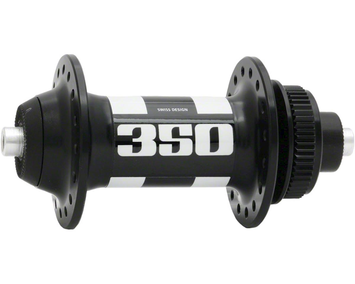 DT Swiss 350 32 Hole Front Hub (Black) (QR) (Center-Lock)