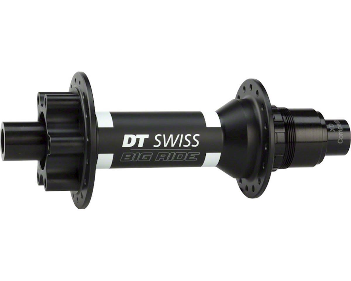 DT Swiss 350 Big Ride Fat Bike Rear Hub: 32h, 12 x 177mm Thru Axle, 6-Bolt Disc,