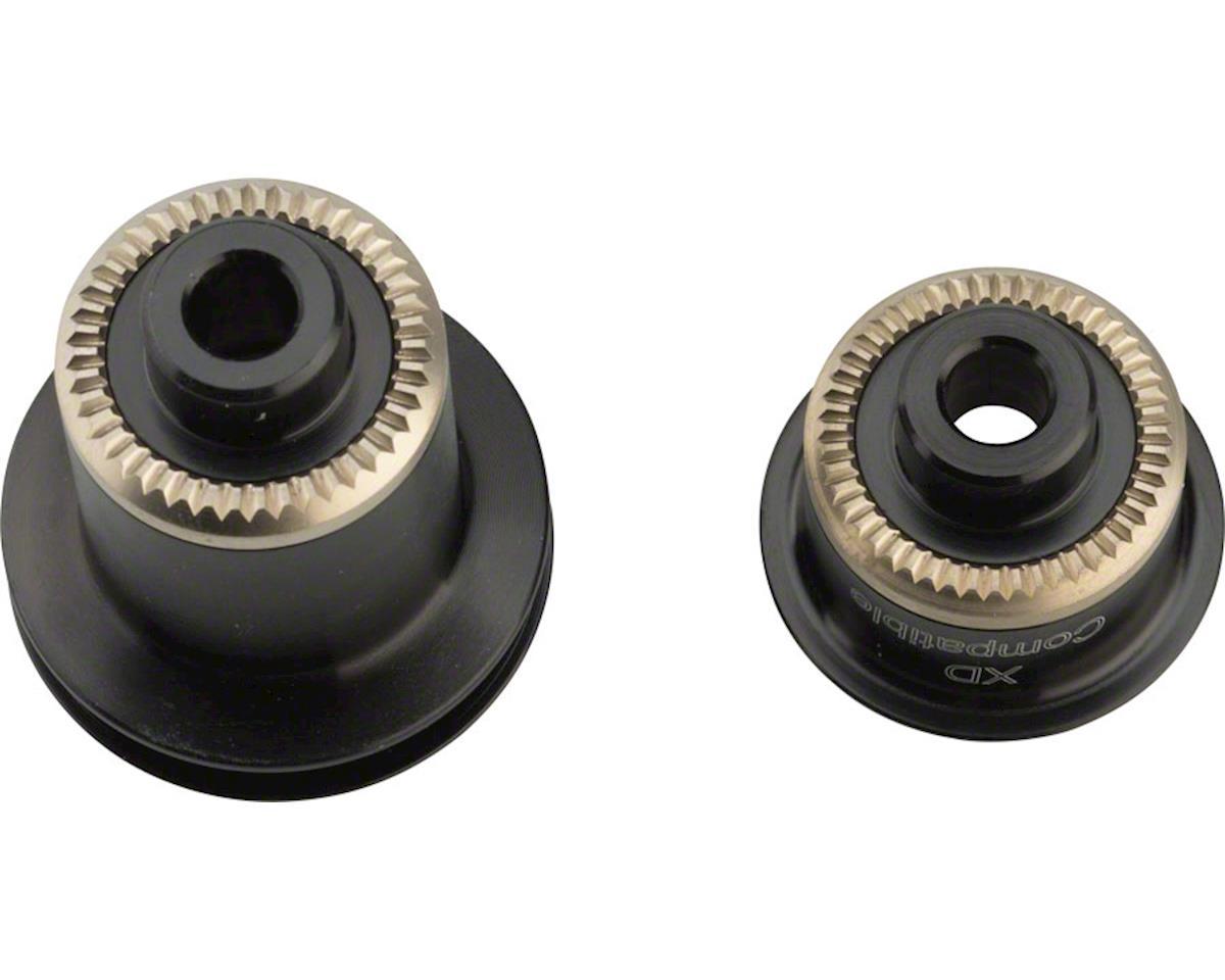 DT Swiss XD End Caps for 135mm QR hubs: fits 240, 350, 440