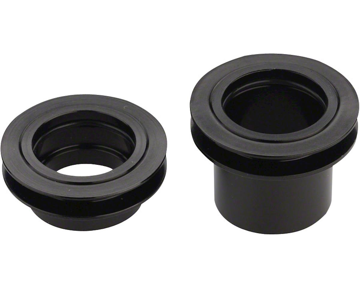 DT Swiss 15 x 100mm Thru Axle End Caps, Fits 2015+ 180 Front Hubs