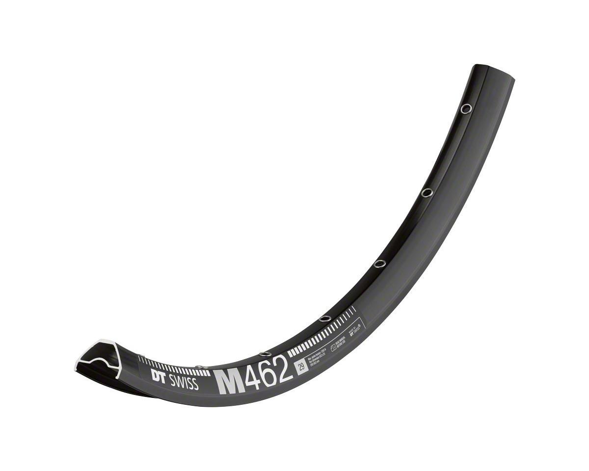 "DT Swiss M 462 28 Hole Tubeless Ready Disc Rim (Black) (29"")"