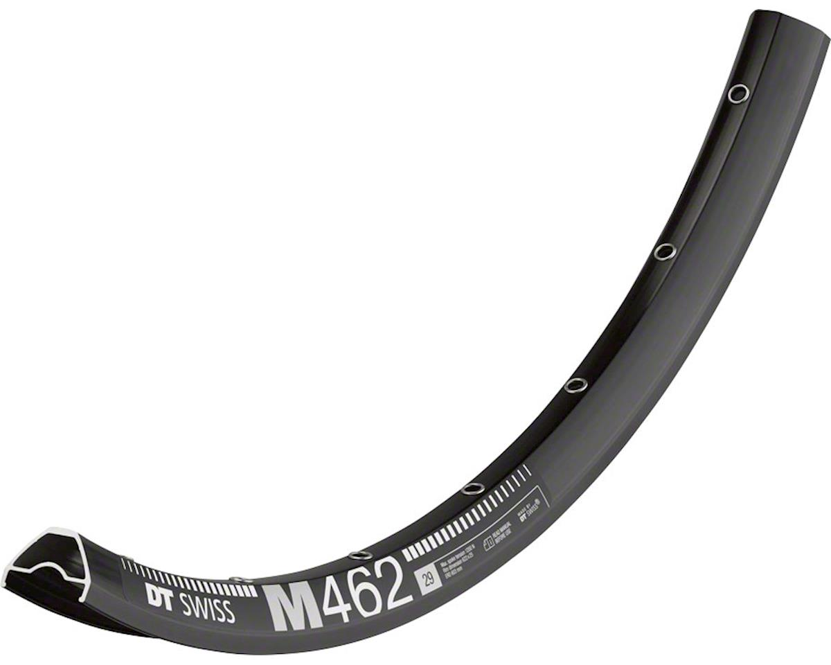 "DT Swiss M 462 32 Hole Tubeless Ready Disc Rim (Black) (29"")"