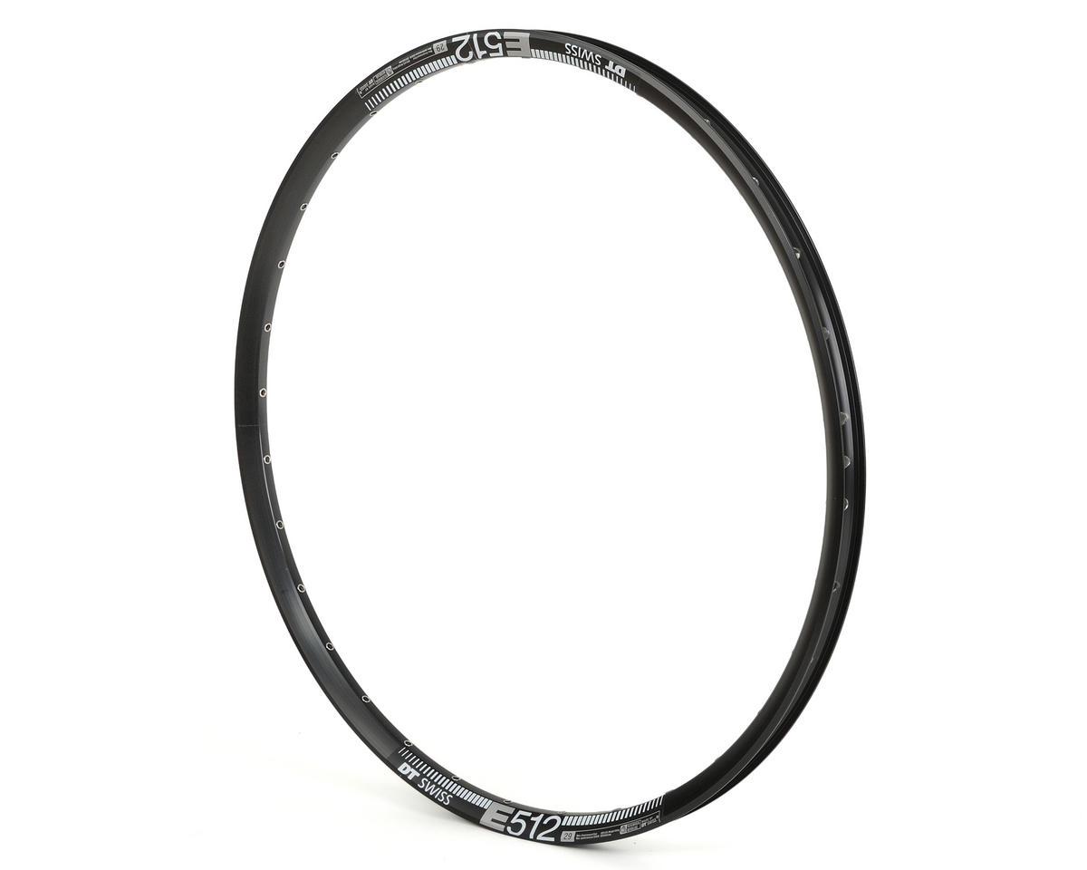 "E 512 29"" Disc Rim Hoop (Black) (32-Hole)"