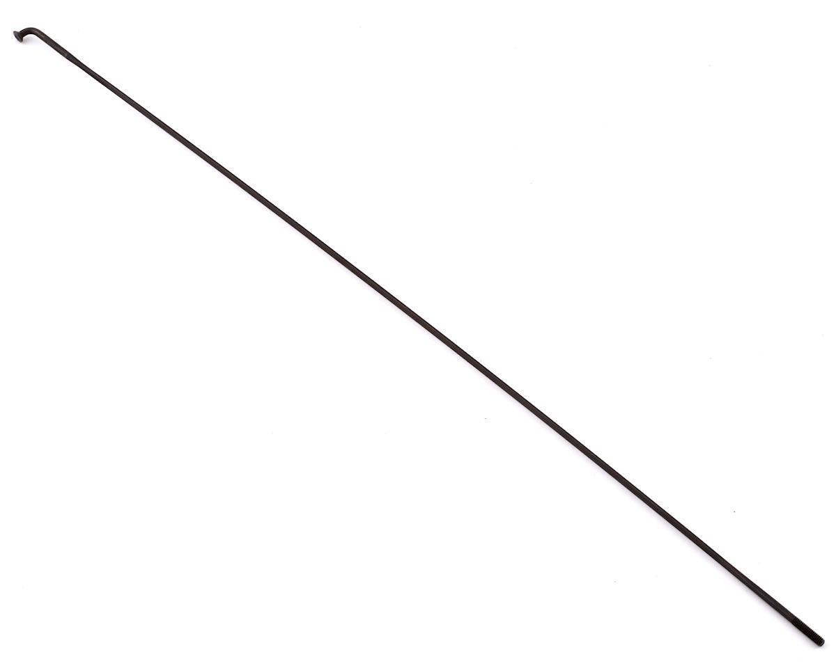 DT Swiss Aerolite Spoke: 2.0mm, Bladed, 282mm, J-bend, Black, Each | alsopurchased