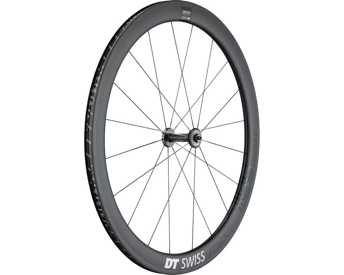 DT Swiss ARC 1100 DiCut 48 Front Wheel - 700, QR x 100mm, Rim Brake, Black