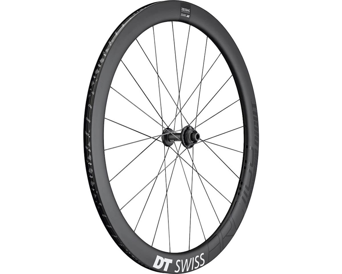 DT Swiss ARC 1100 DiCut db 48 Front Wheel: 700c, 12 x 100mm, Centerlock Disc