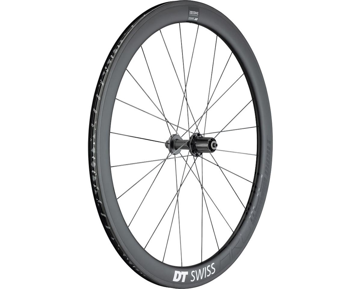 DT Swiss ARC 1100 DiCut 48 Rear Wheel - 700, QR x 130mm, Rim Brake, HG 11, Black