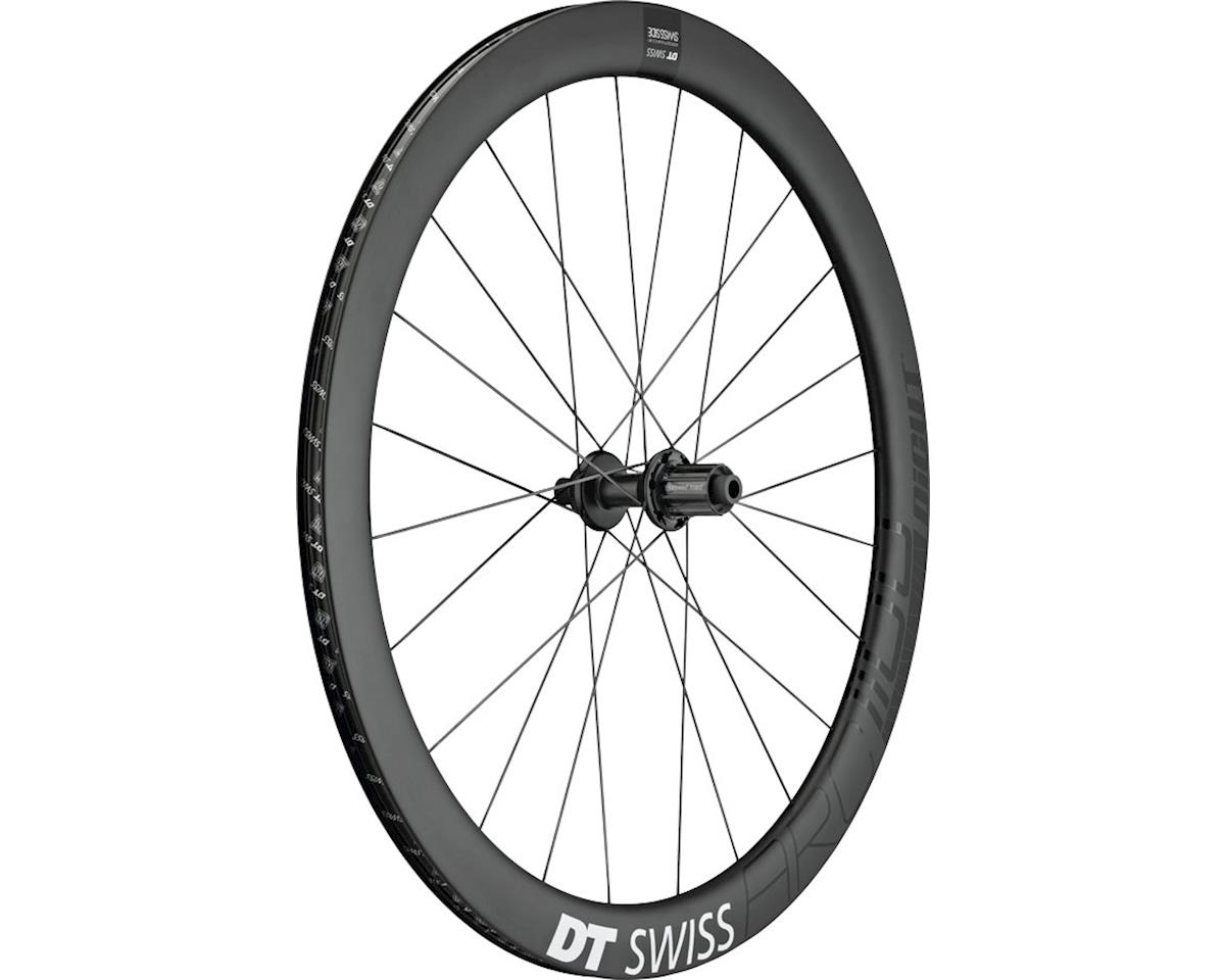 DT Swiss ARC 1100 DiCut 48 Rear Wheel - 700, 12 x 142mm/QR x 135mm, 6-Bolt/Cente