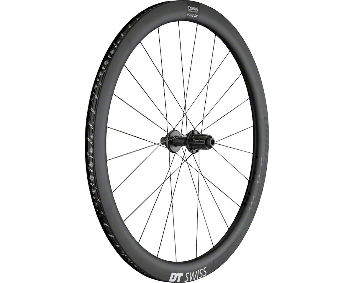 DT Swiss ERC 1100 db 47 DiCut Rear Wheel: 700c, 12 x 142mm, Centerlock Disc