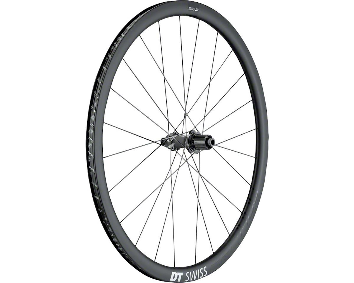 DT Swiss PRC 1400 Spline Rear Wheel - 700, 12 x 142mm/QR x 135mm, 6-Bolt/Center-