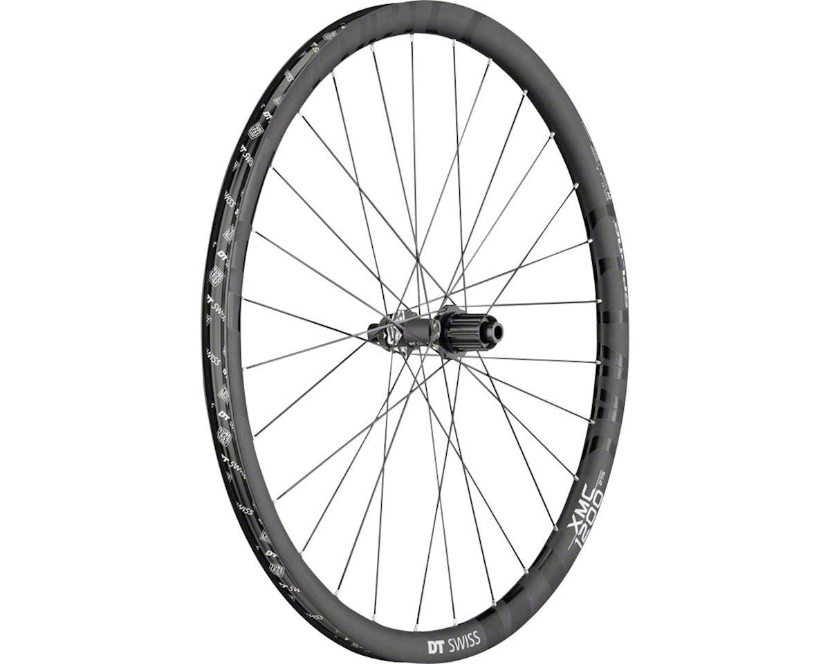 "DT Swiss XMC 1200 Spline 27.5"" Rear Wheel 12x148mm Thru Axle, Boost Spacing, Cen"