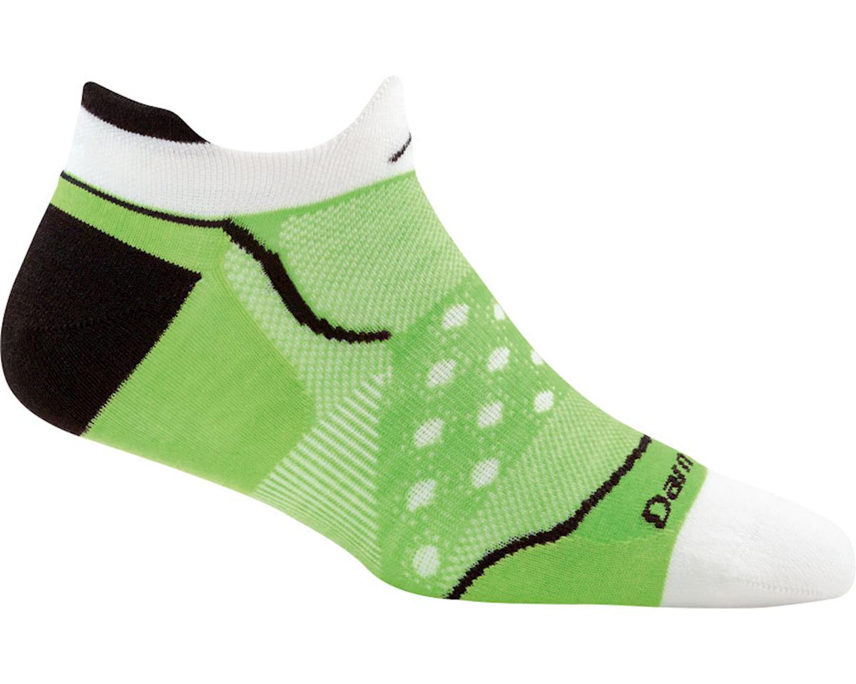 Darn Tough Dot No Show Ultra Light Women's Sock (Green)