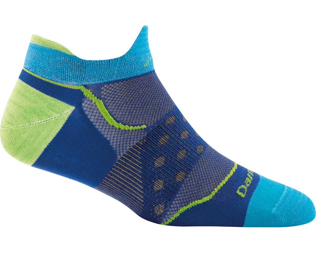 Darn Tough Vermont Dot No Show Ultra Light Women's Sock (Marine) (L)