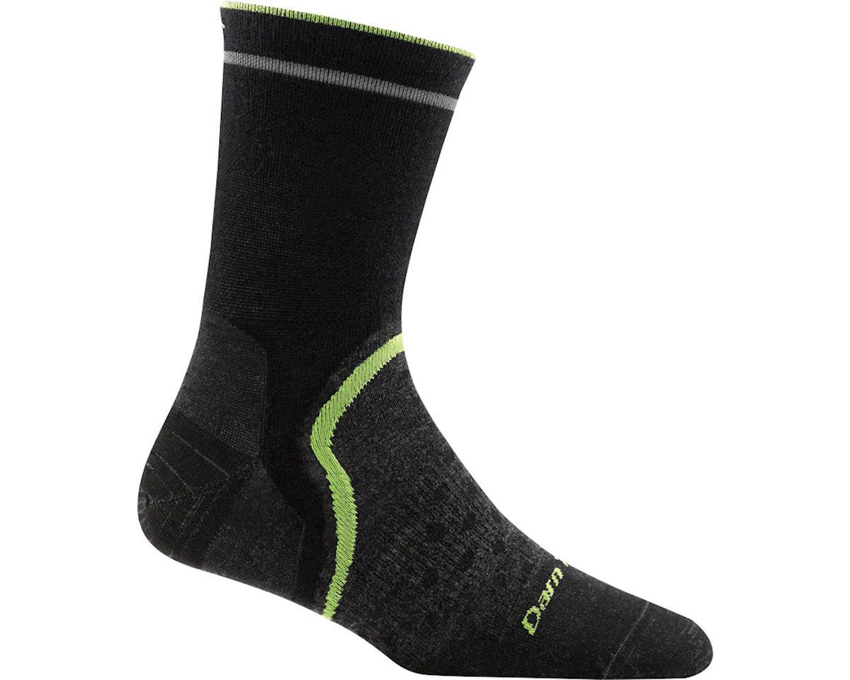 Darn Tough Vermont Cool Curves Micro Crew Ultra Light Women's Sock (Black) (L)