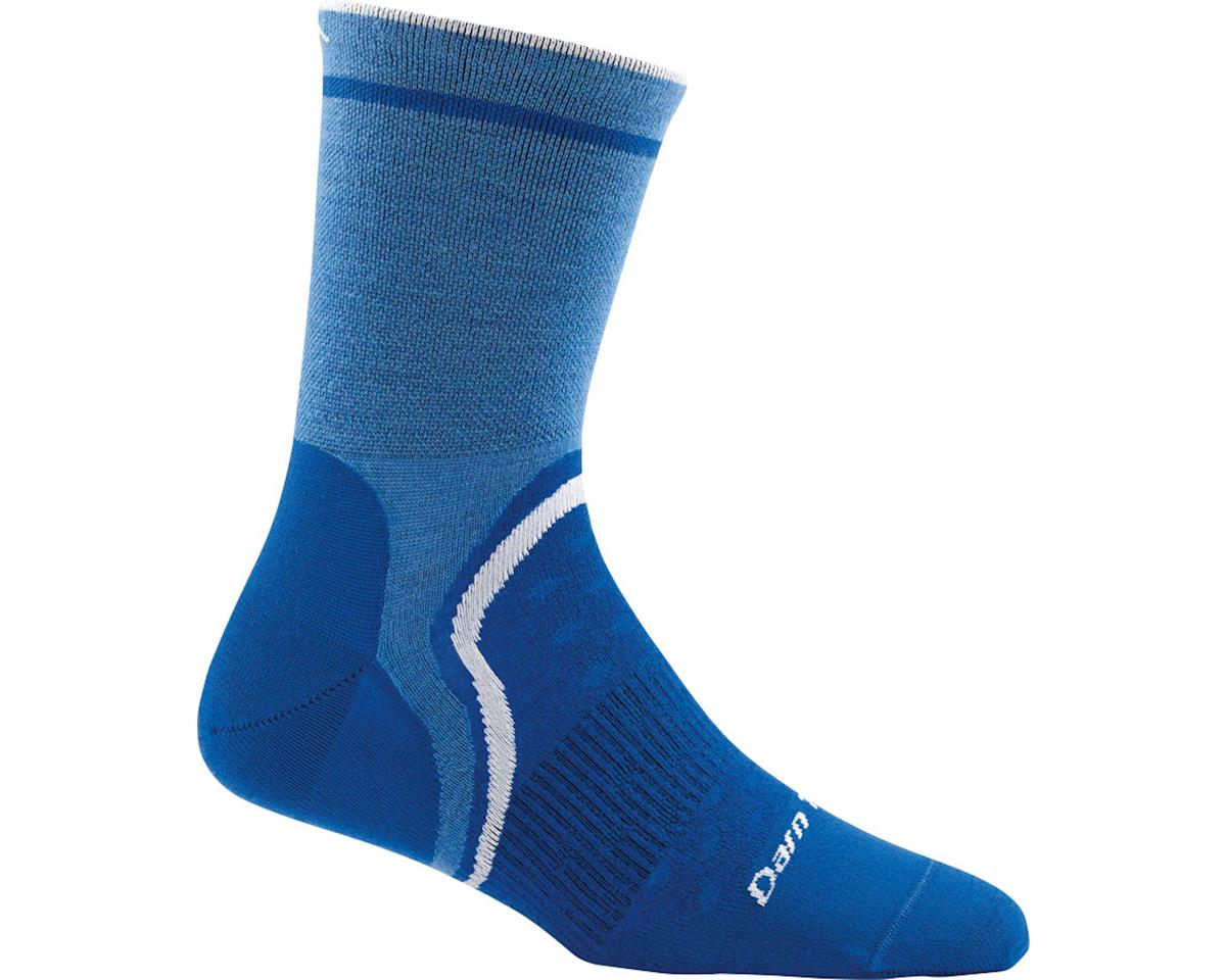 Darn Tough Vermont Cool Curves Micro Crew Ultra Light Women's Sock (Marine) (L)