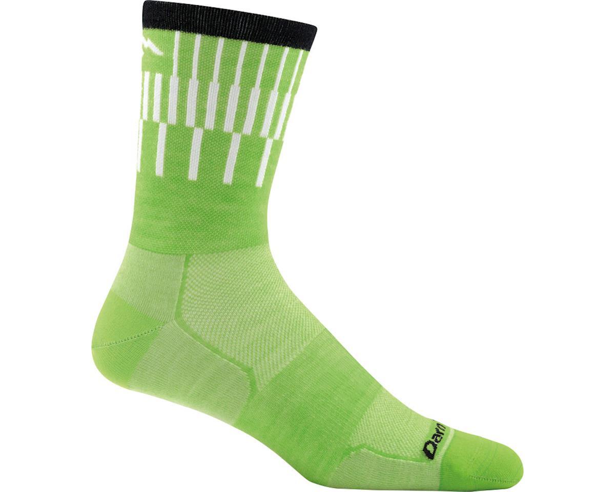 Darn Tough Vermont Breakaway Micro Crew Ultra Light Men's Sock (Green) (XL)