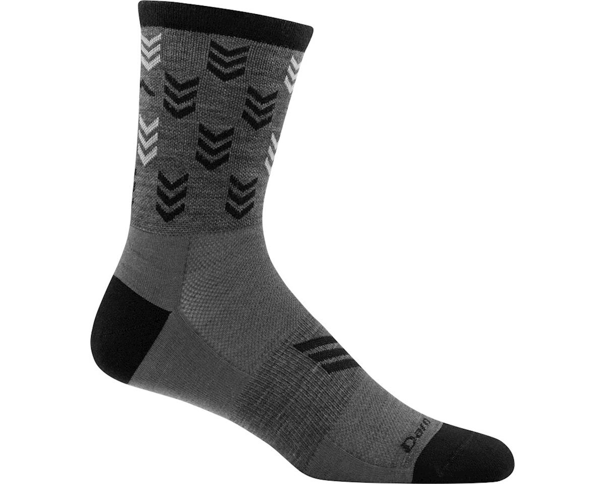 Darn Tough Vermont Chase Micro Crew Ultra Light Men's Sock (Grey) (XL)