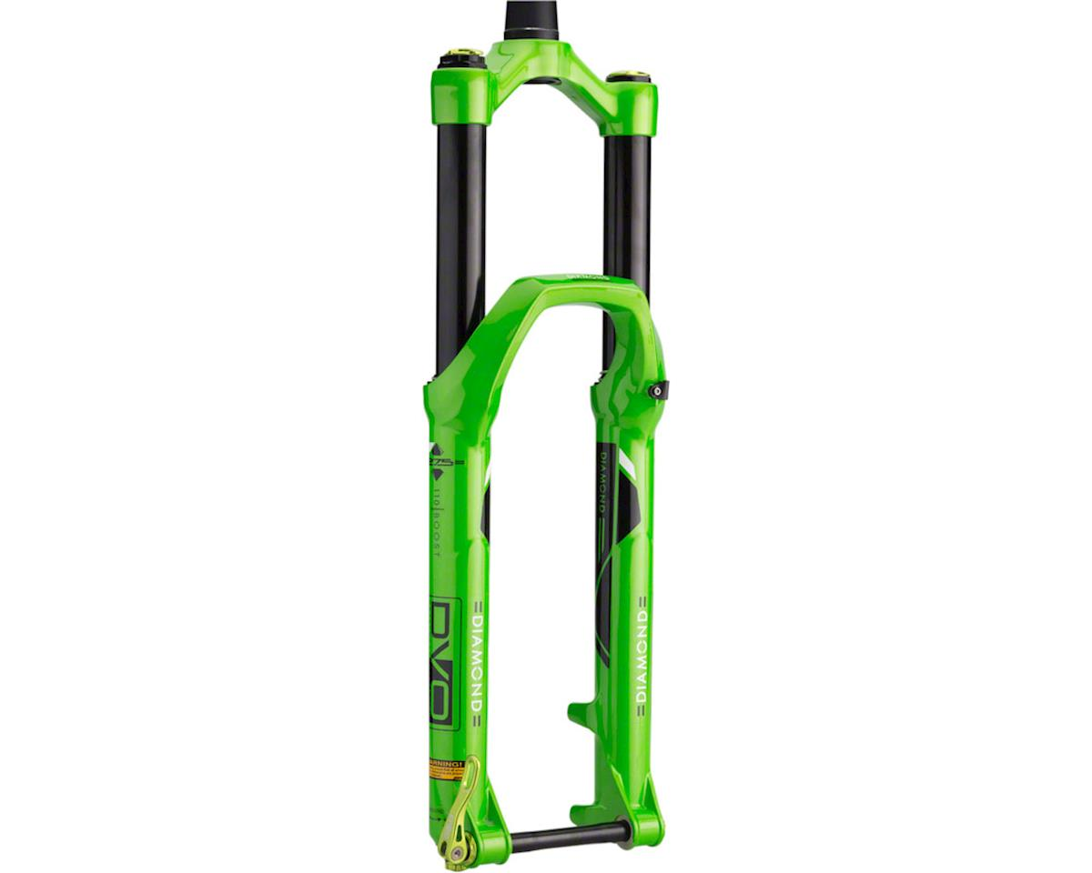 "Dvo Diamond Boost Trail Fork (Green) (27.5"") (170mm Travel) (Tapered)"