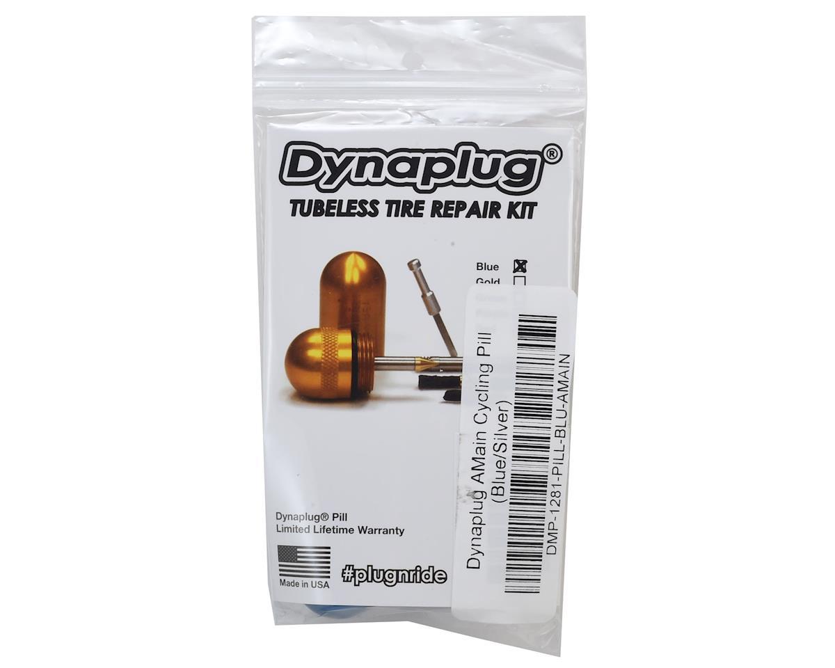 Dynaplug AMain Cycling Pill (Blue/Silver)
