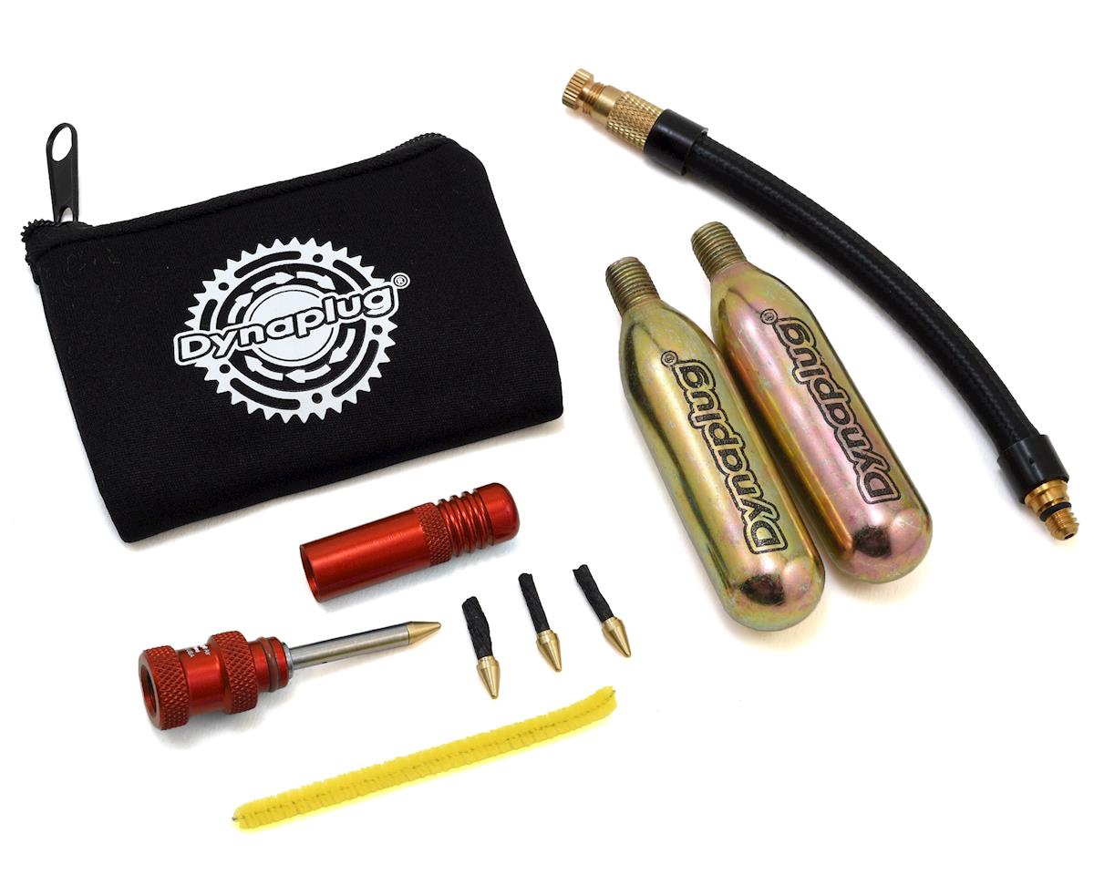 Dynaplug Air Tubeless Bicycle Tire Repair Kit (Red)
