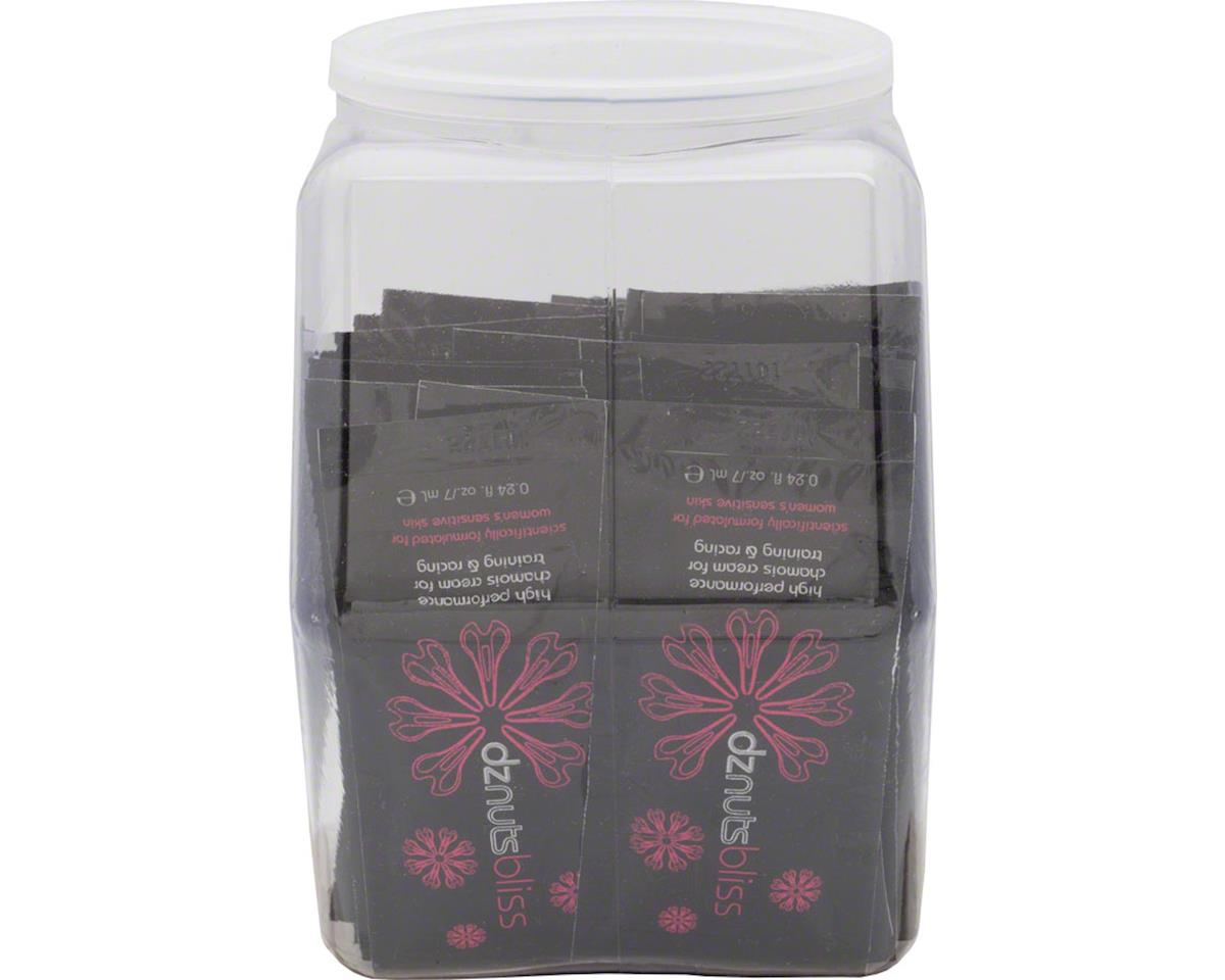 DZ Nutz Women's Bliss Chamois Cream: 50 Unit Sample Jar
