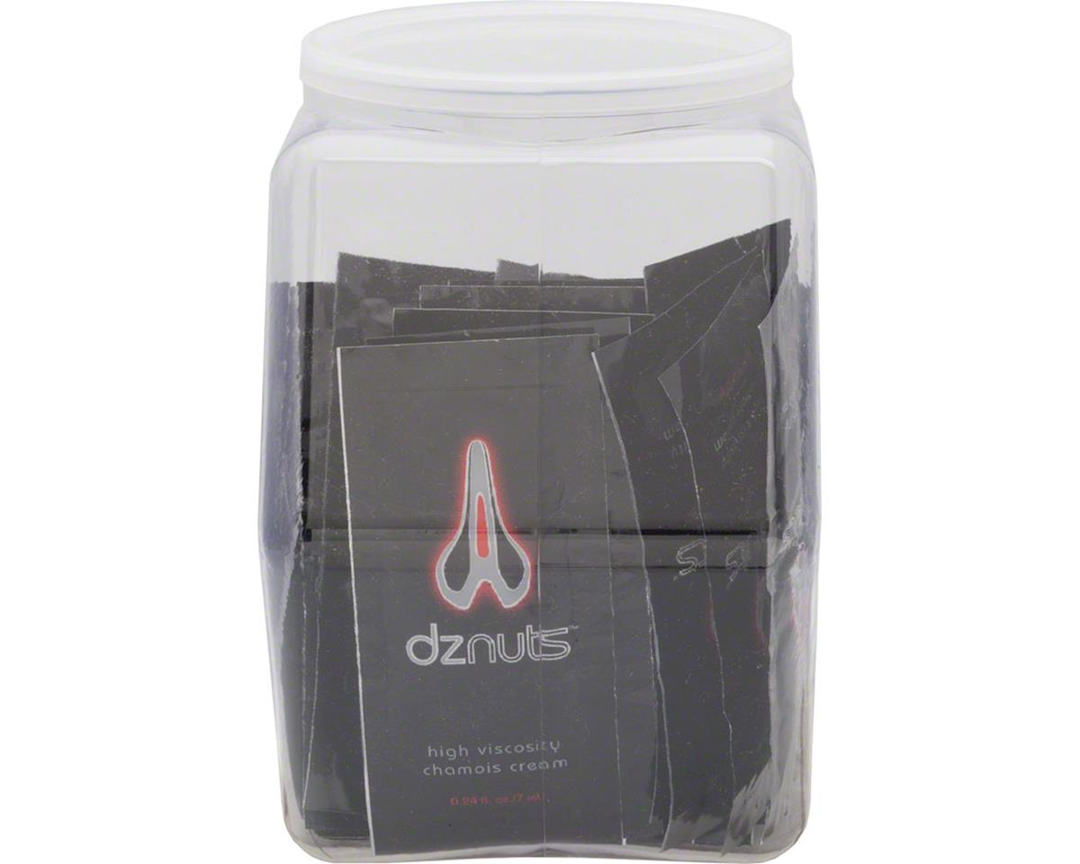 DZ Nutz Pro Chamois Cream: 50 Unit Sample Jar