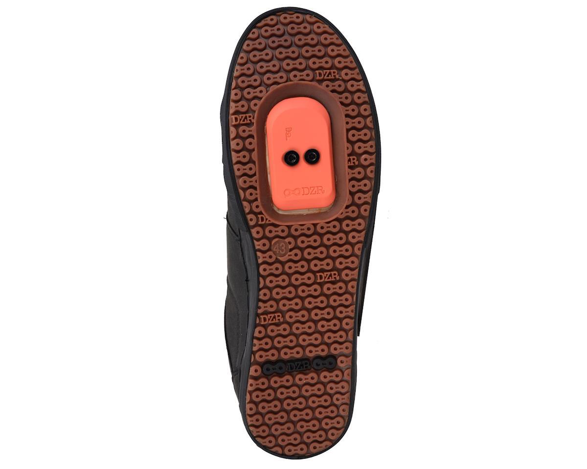 DZR Shoes DZR Dice Black MTB Shoes (Black)