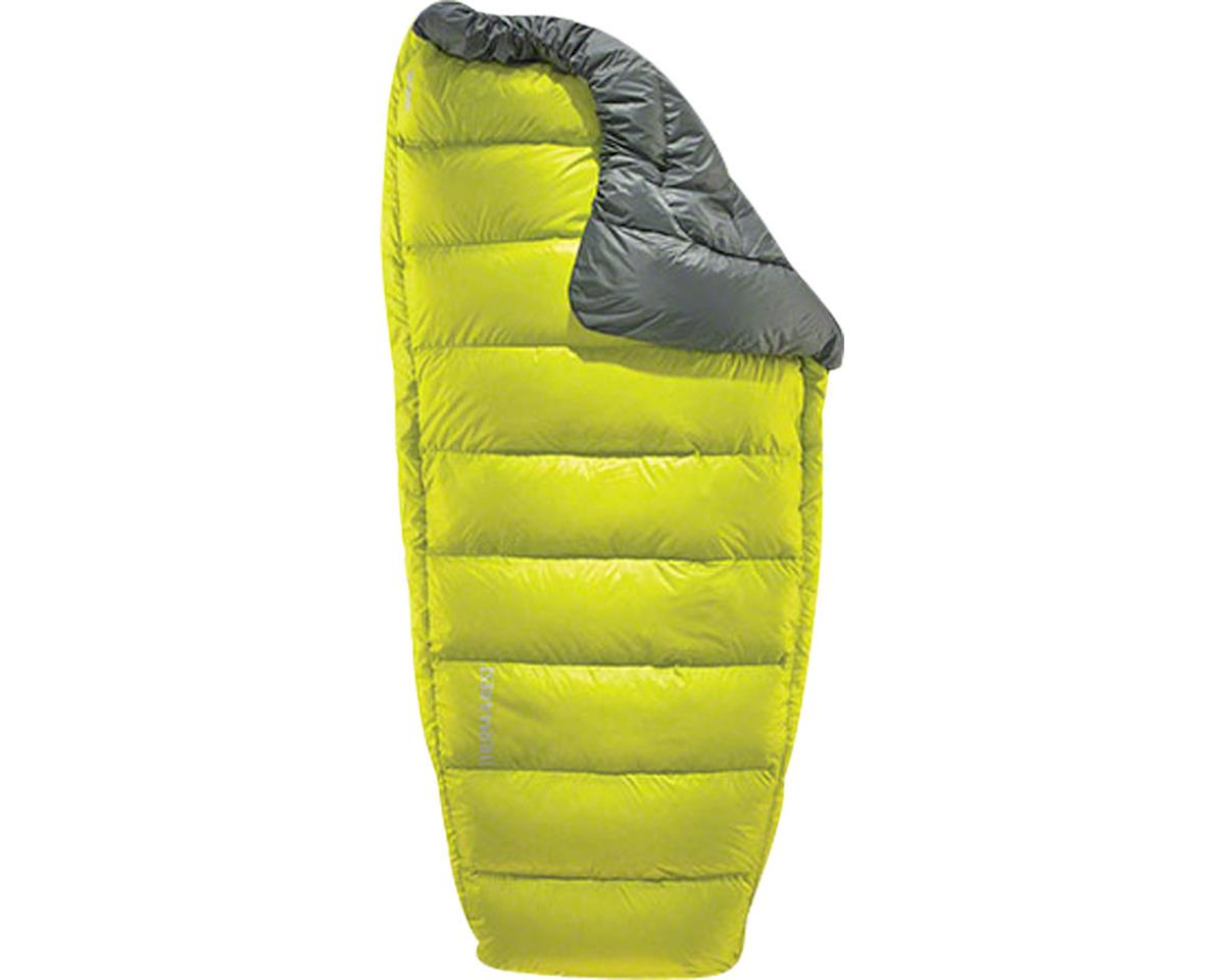 E-Case Therm-A-Rest Corus HD Quilt: Large, Sulphur/Storm