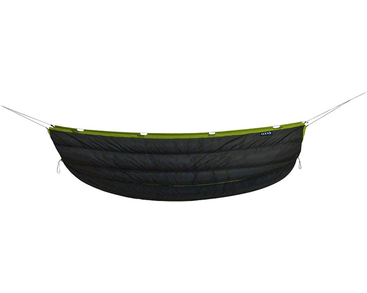 Eagles Nest Outfitters Blaze Underquilt, 750 fill, Charcoal/Lime