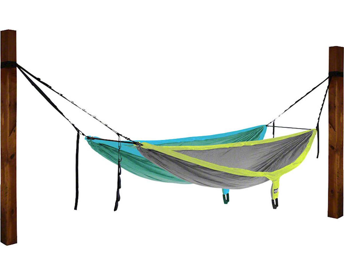 Image 3 for Eagles Nest Outfitters Fuse Tandem Hammock System (Slate)