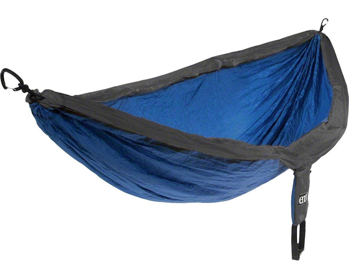 Eagles Nest Outfitters DoubleNest Hammock: Charcoal/Royal