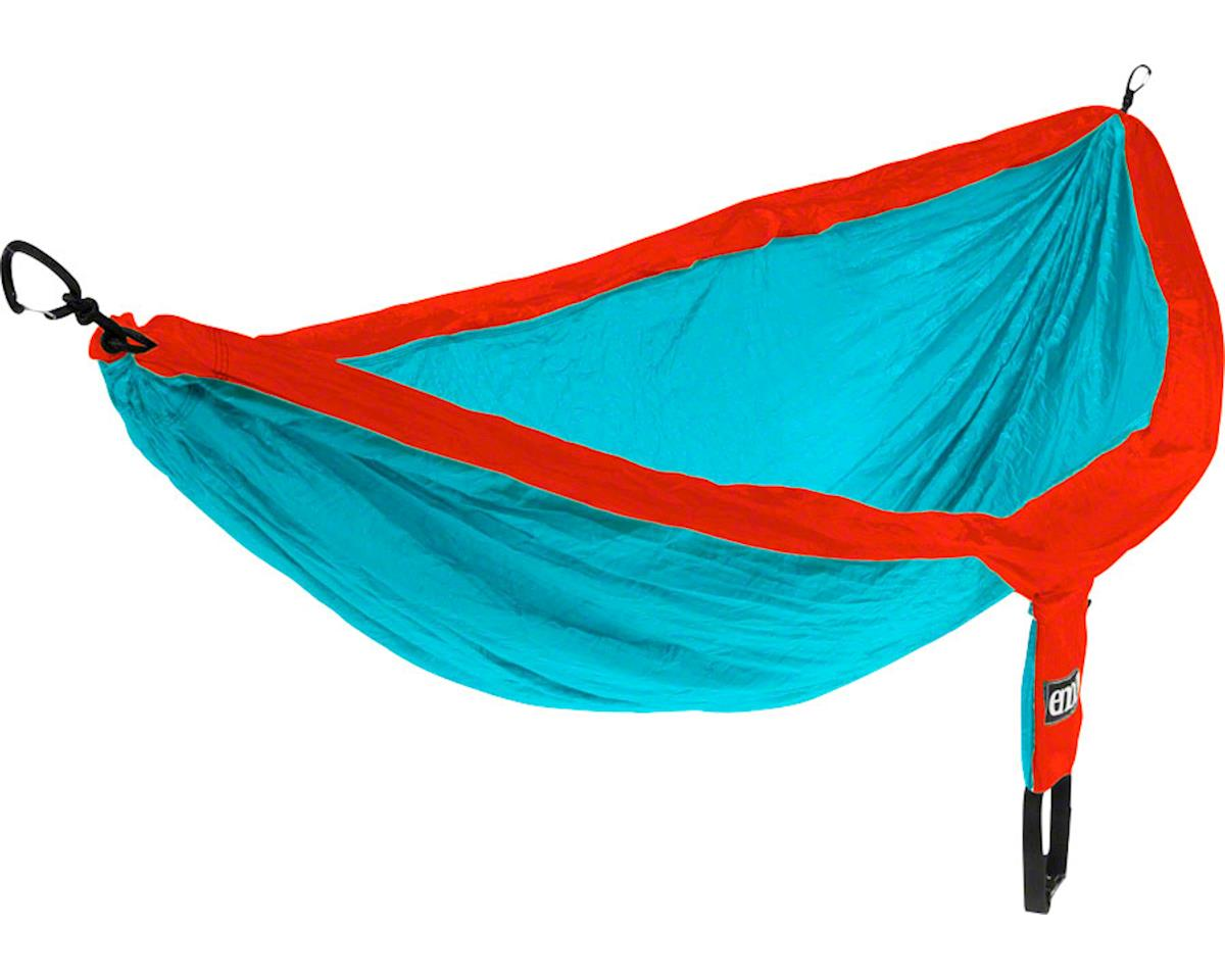 Eagles Nest Outfitters DoubleNest Hammock: Aqua/Red