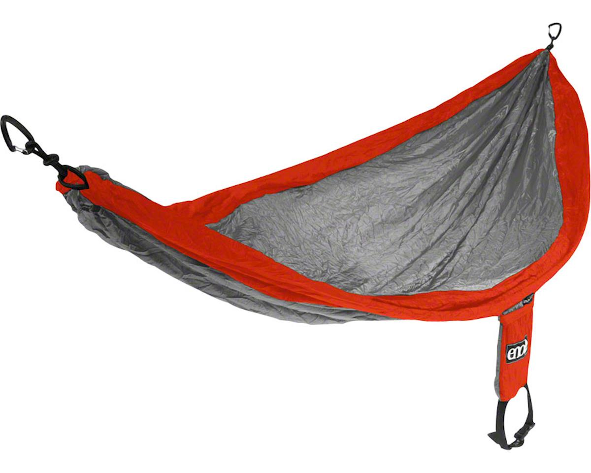 Eagles Nest Outfitters SingleNest Hammock (Orange/Gray)