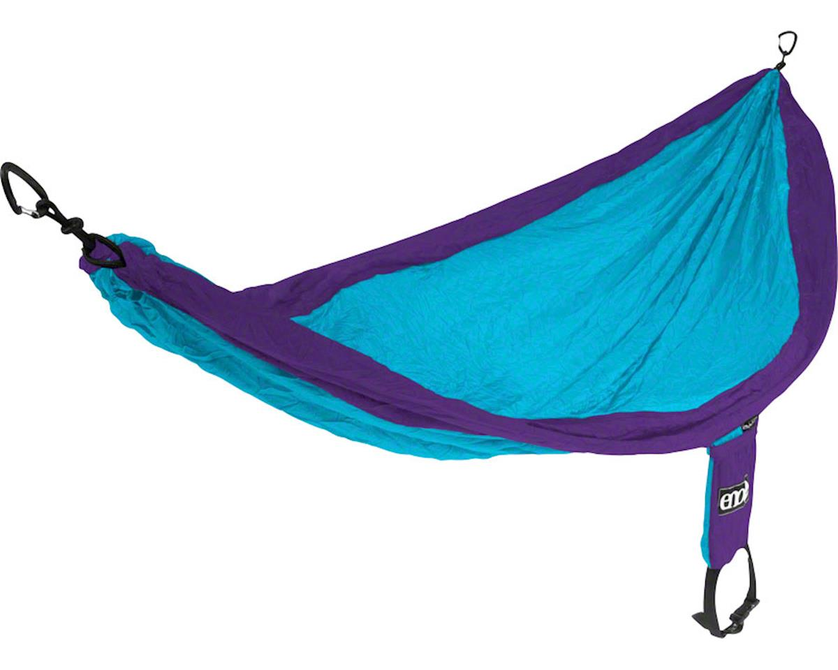 Eagles Nest Outfitters SingleNest Hammock (Purple/Teal)