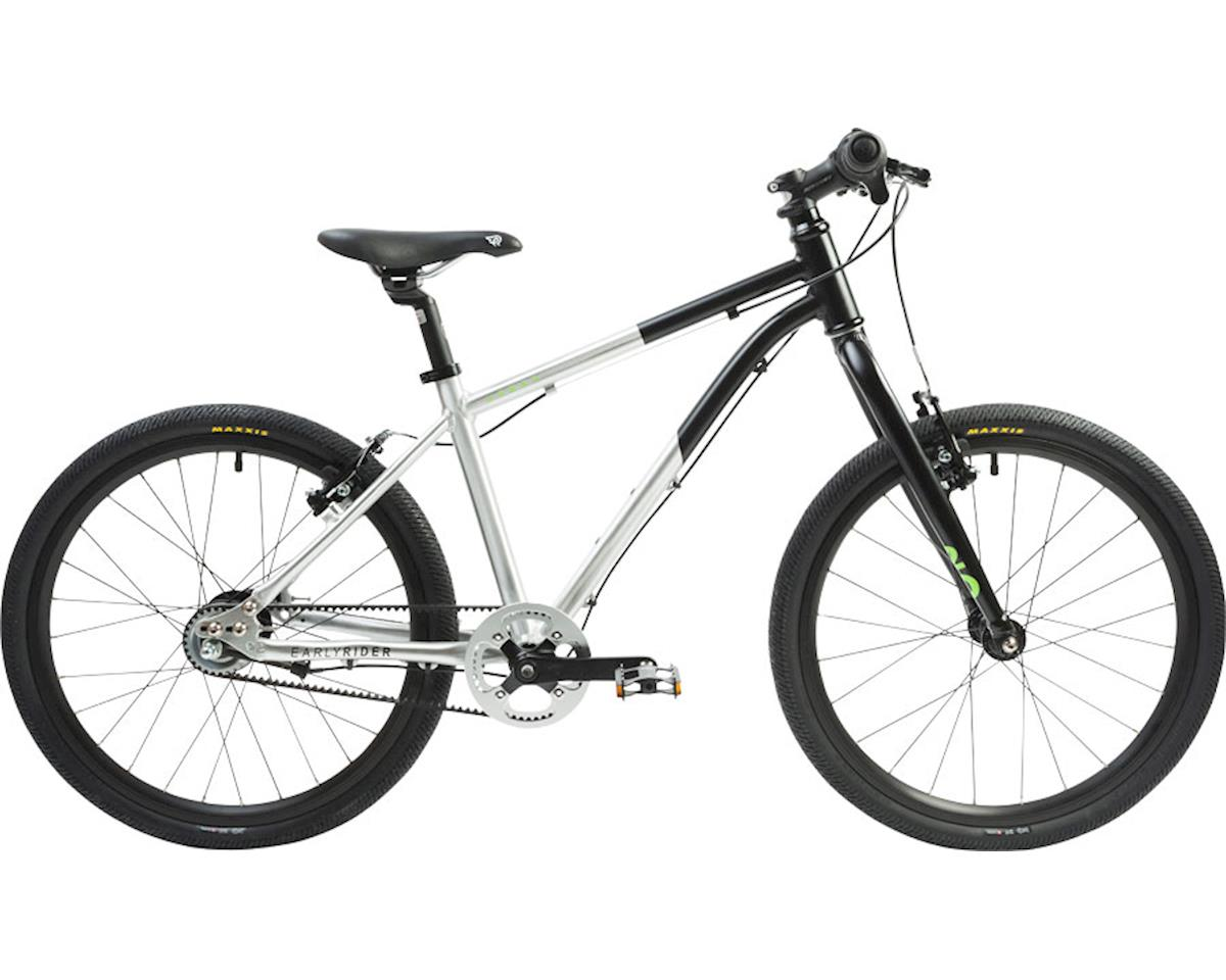 "Early Rider Belter Urban 3 Complete Bike: 20"" Wheels, Silver/Black"