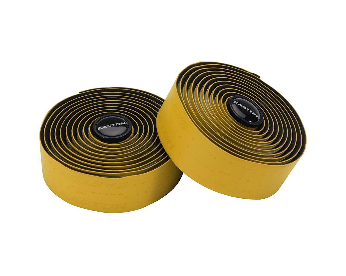 Easton Microfiber Handlebar Tape (Yellow)