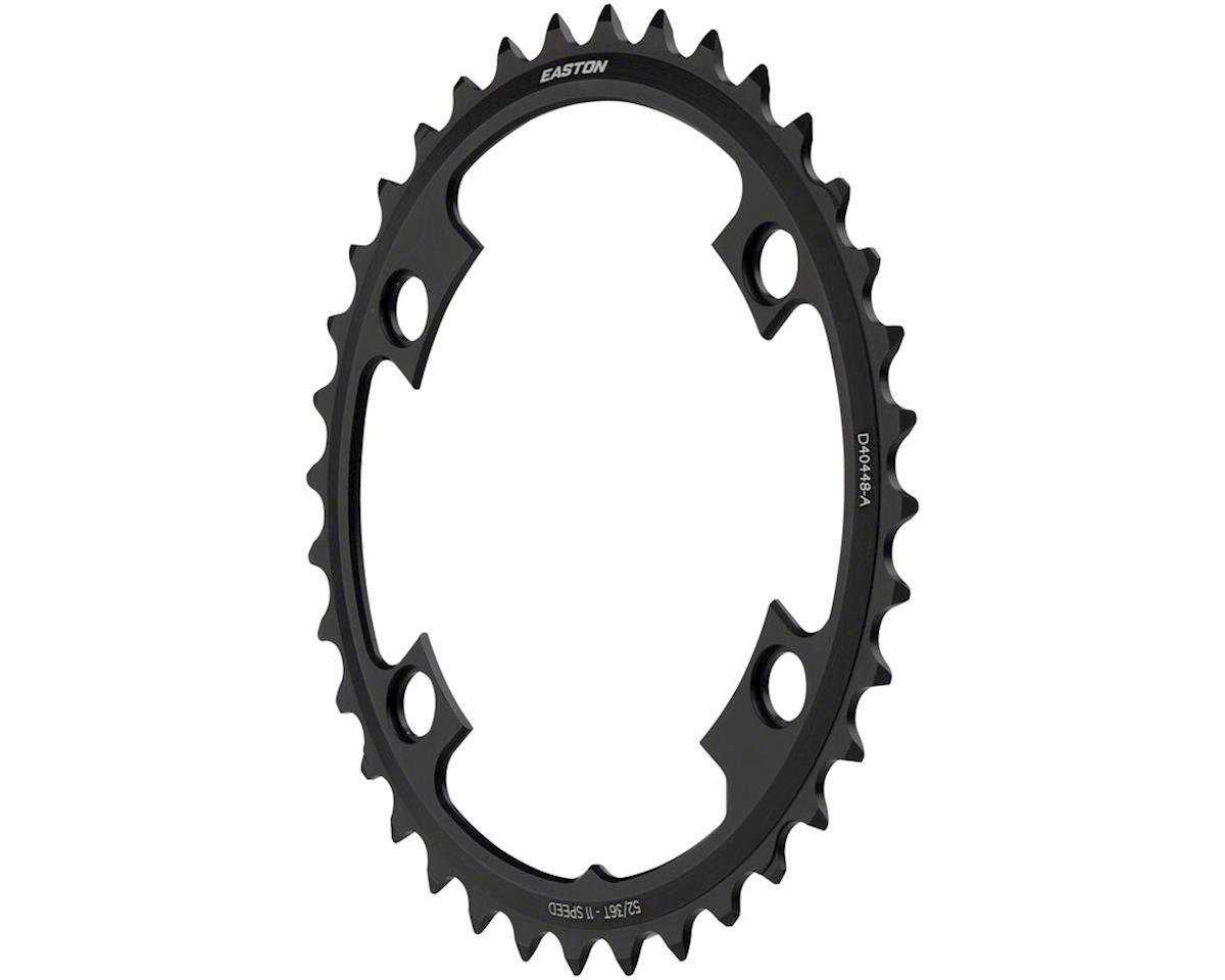 Easton Asyemetric Inner Chainring (Black) (11 Speed) (4-Bolt) (110 BCD) (36T)