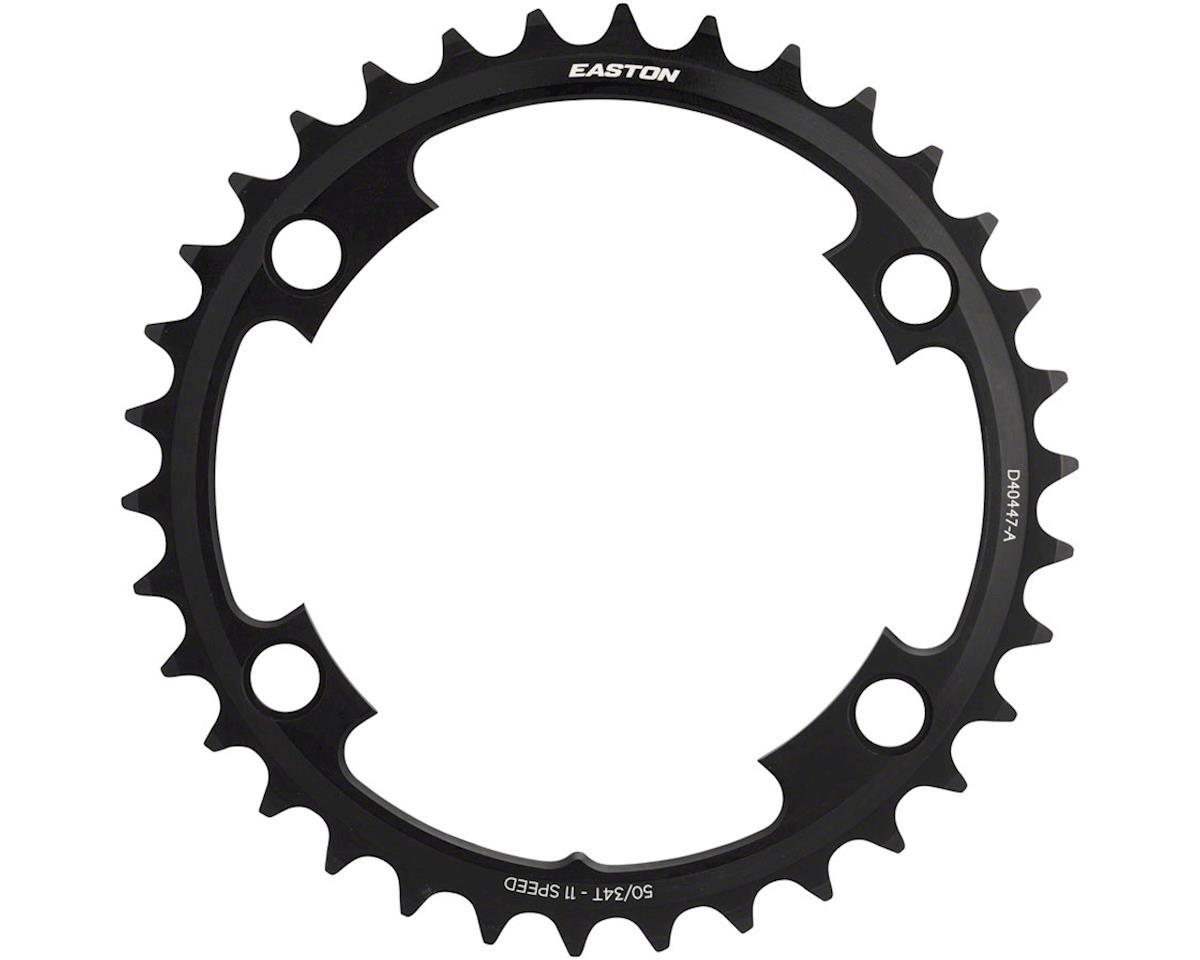 Easton Asyemetric Inner Chainring (Black) (11 Speed) (4-Bolt) (110 BCD) (34T)