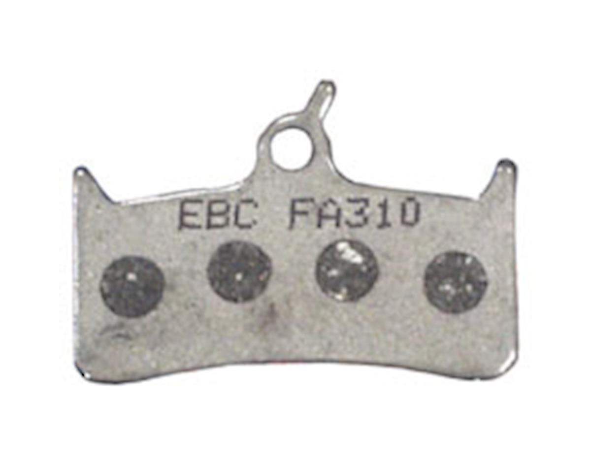 Ebc Brakes disc pads, Mono-M4,XT-M755,SRAM* - grn