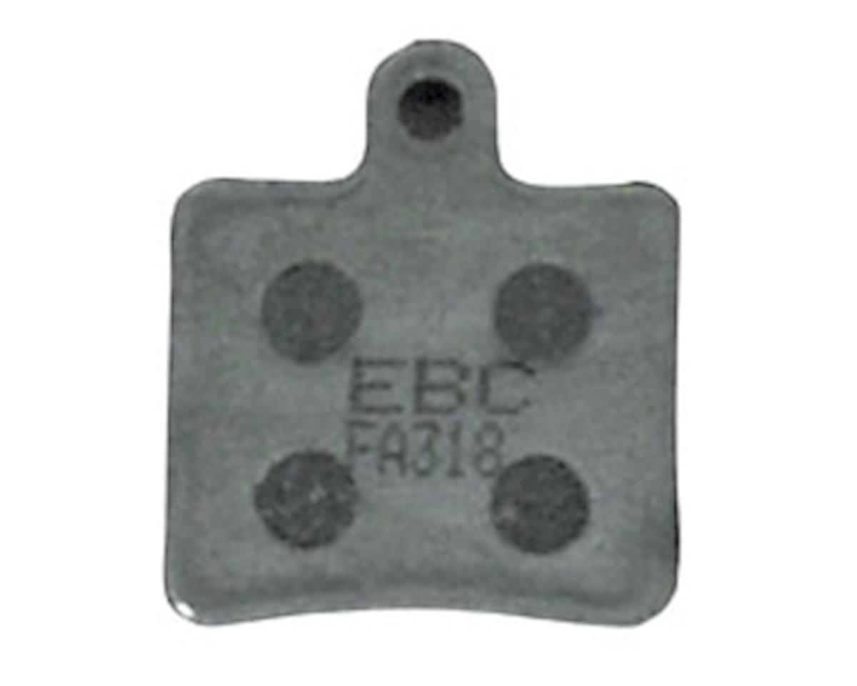 Ebc Brakes disc pads, 01-03 Hope Mini - green